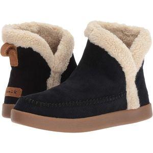 Sanuk Nice Bootah Corduroy Ankle Boots 6